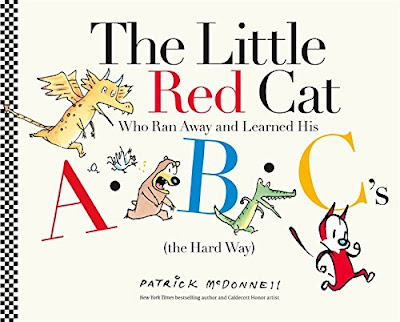 The Little Red Cat Who Ran Away and Learned His ABCs