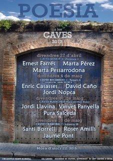 Poesia eròtica, per primera vegada, al cicle de poesia a les caves, amb 'Morbo' de Roser Amills
