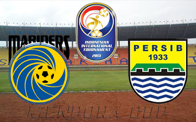Central Coast Mariners vs Persib