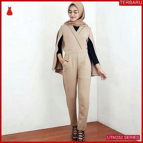UTM252B41 Baju British Muslim Cape UTM252B41 0FC | Terbaru BMGShop