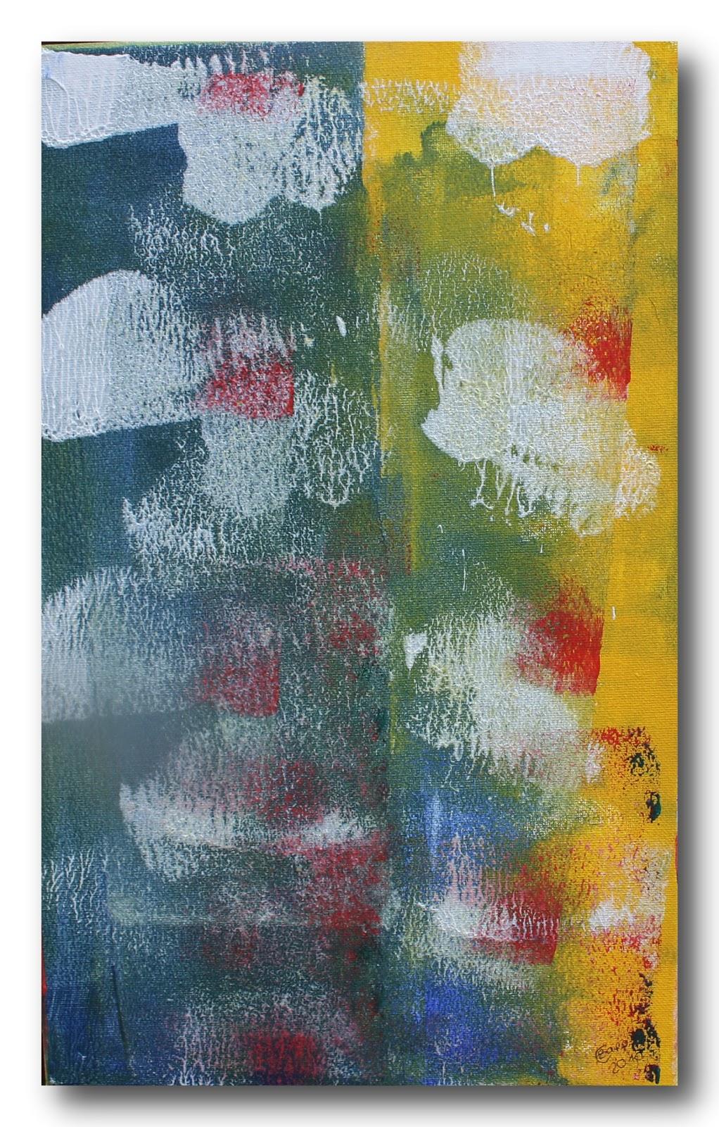 bilder abstrakte acrylmalerei