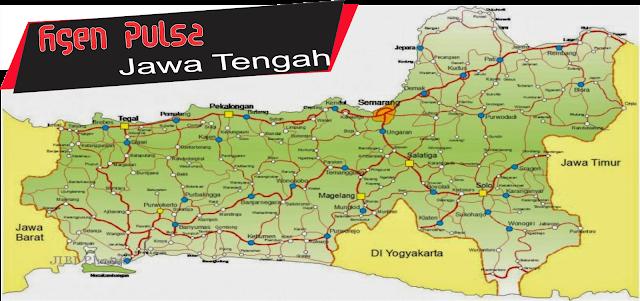 Agen Pulsa Murah Jawa Tengah