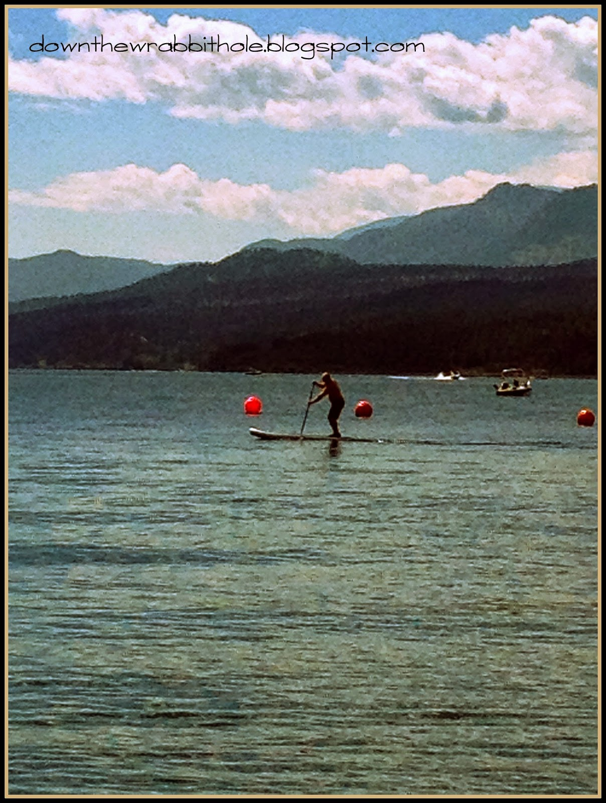 foam vs inflatable stand up paddle board, inflatable SUP, paddle boarding in Invermere