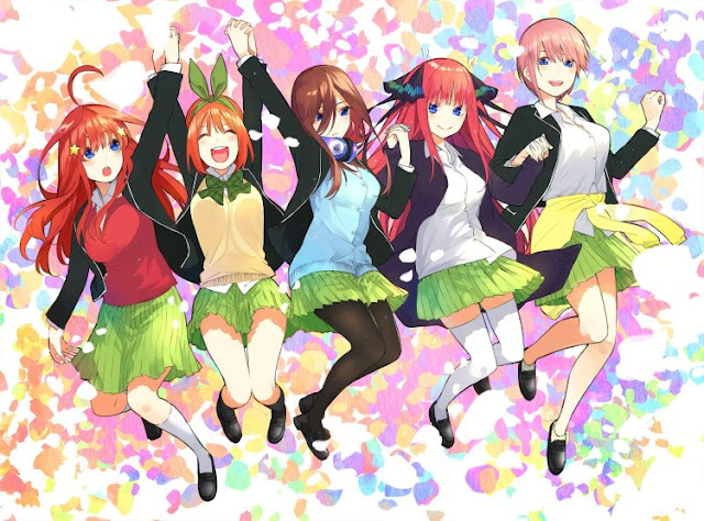 Gotoubun no Hanayome OST Opening and Ending Song Full