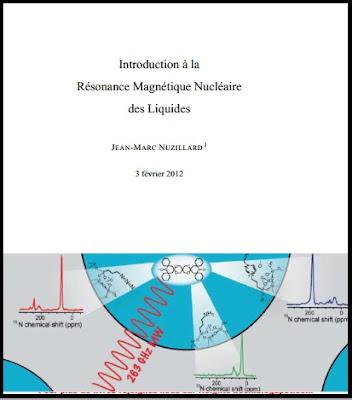Télécharger Livre Gratuit Introduction à la Résonance Magnétique Nucléaire (RMN) pdf