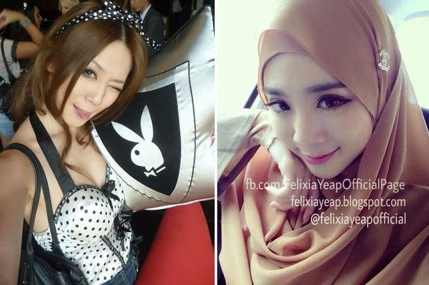 Felixia-Yeap-model-Playboy-mualaf-mirror