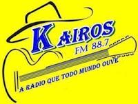 Rádio Kairós FM 88,7 de General Carneiro PR
