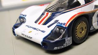 Spark  Porsche 956 no.1 Winner Le Mans rothmans 1/64