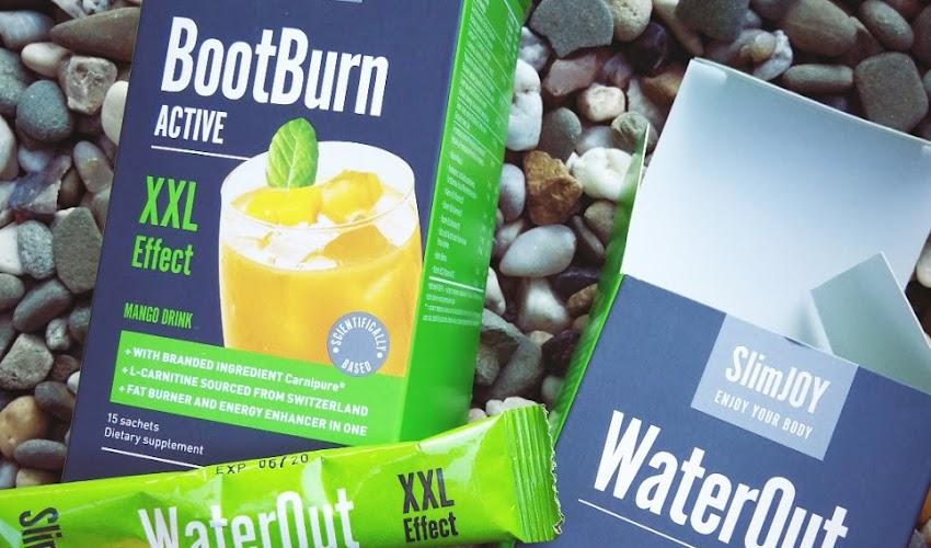 Produkty wspierające odchudzanie Slim Joy - czy działają? RECENZJA