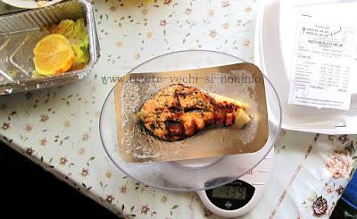 Restaurant Diesel Piatra Neamt, evaluare catering