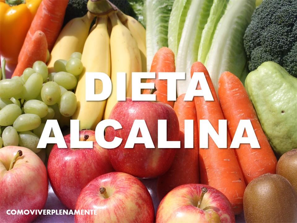 Dieta alcalina dia por dia