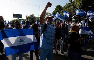 """""""Operación Limpieza"""" en Nicaragua deja al  menos 10 muertos y 20 heridos"""