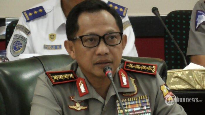 "Kata Kapolri: Isu Rohingya ""Digoreng"" untuk Menyerang Pemerintahan Jokowi"