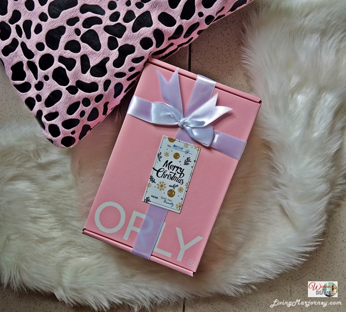 ORLY Color Pass Box Nail Lacquer Collection Review