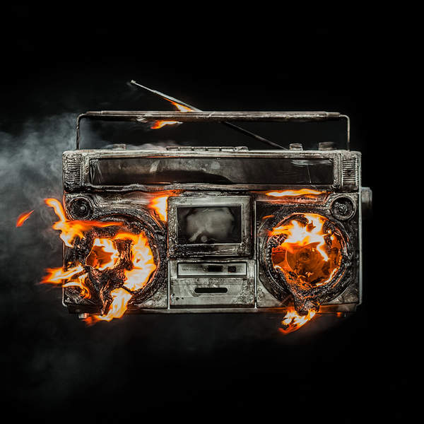 Green Day - Still Breathing - Single Cover