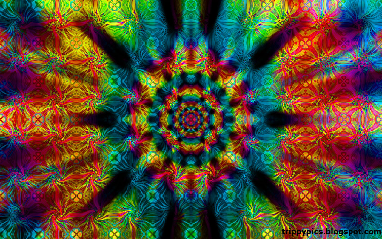 trippy tie dye background - photo #12