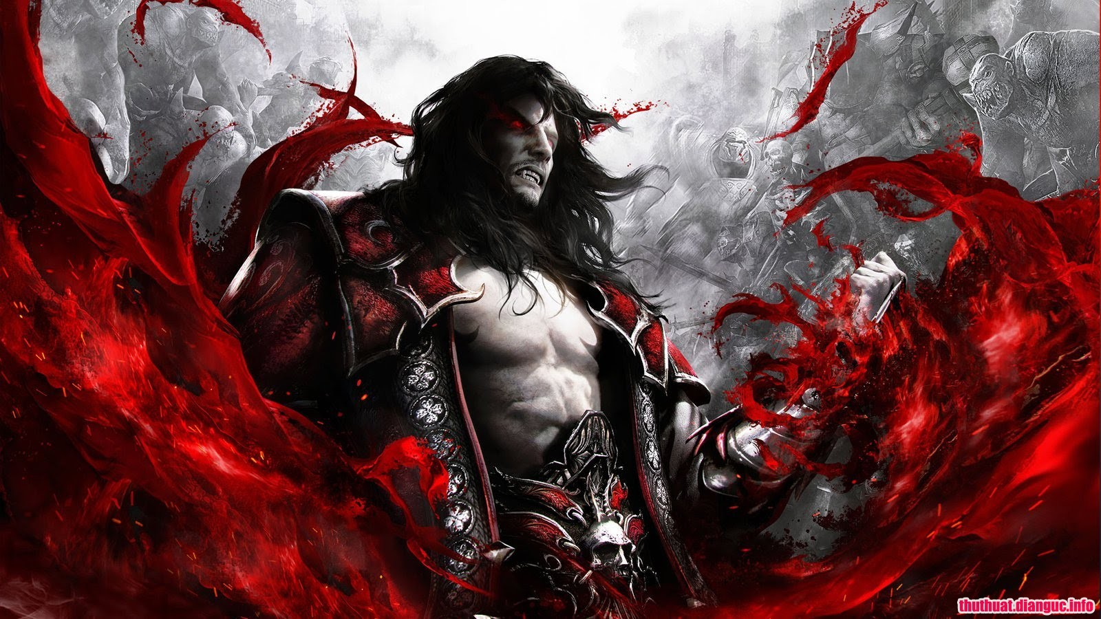 Download Game Castlevania: Lords of Shadow 2 RELOADED Fshare