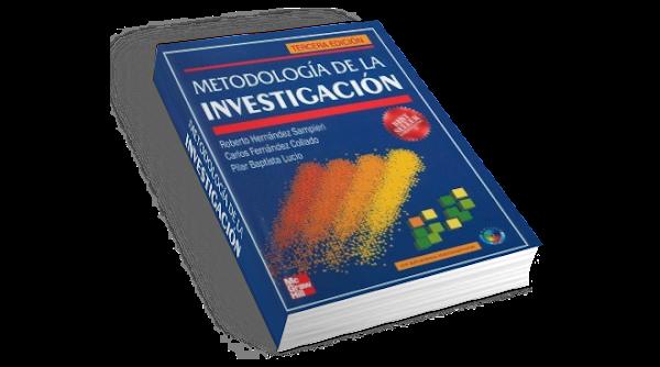 """Libro """"Metodología de la Investigación"""" de Roberto Hernandez Sampieri"""