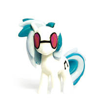 My Little Pony Chocolate Ball Figure Wave 2 DJ Pon-3 Figure by Chupa Chups