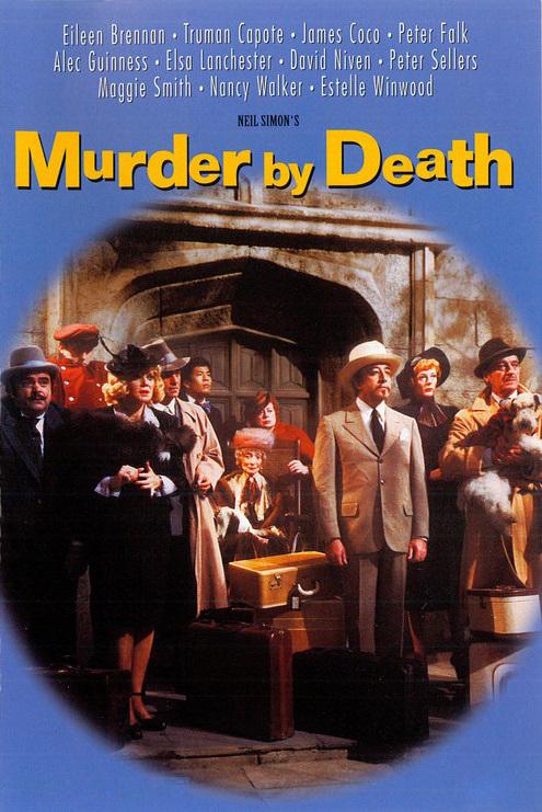 Murder by Death [1976] [DVDR] [NTSC] [Latino]