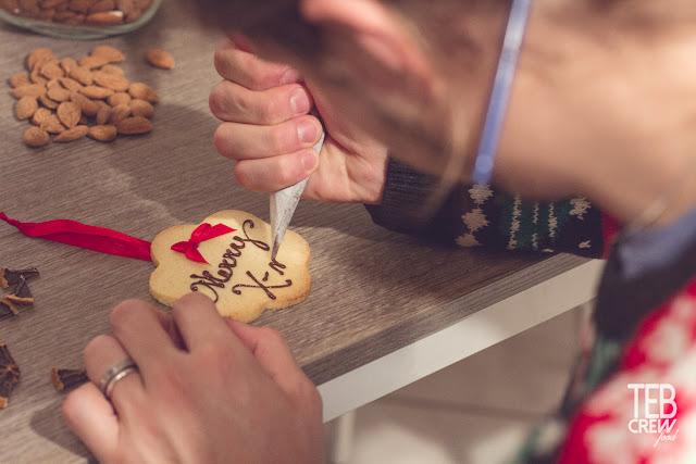 come fare i biscotti natalizi