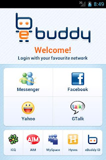 Descargar eBuddy Messenger para Android Gratis