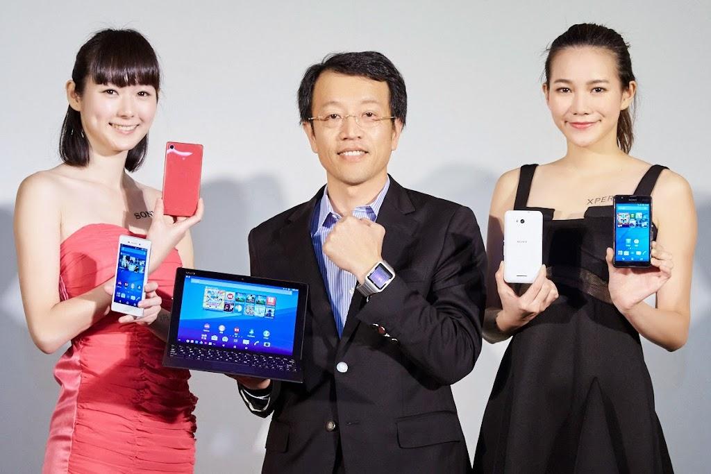 Sony Mobile品牌策略:不拼市占率、不打價格戰