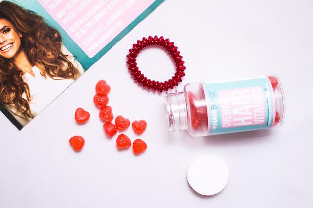 Hairbust Teszt | Szivecskekkel a szepseges hajert