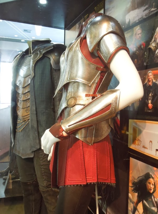 lady sif costume thor 2 - photo #5