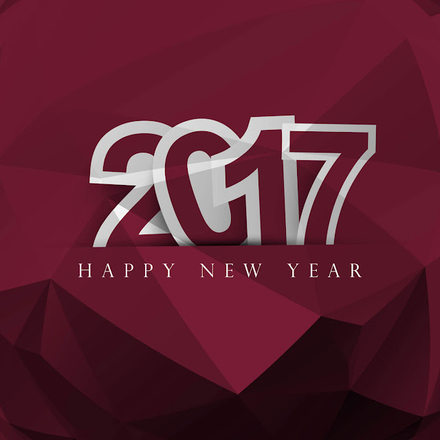 Happy New Year 2017 HD Wallpaper Free Download