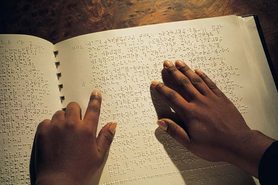 Εκμάθηση του συστήματος γραφής και ανάγνωσης τυφλών Braille στο Άργος
