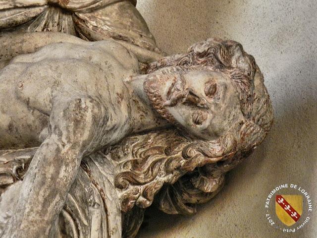 CONTREXEVILLE (88) - Pietà (XVIIe siècle)