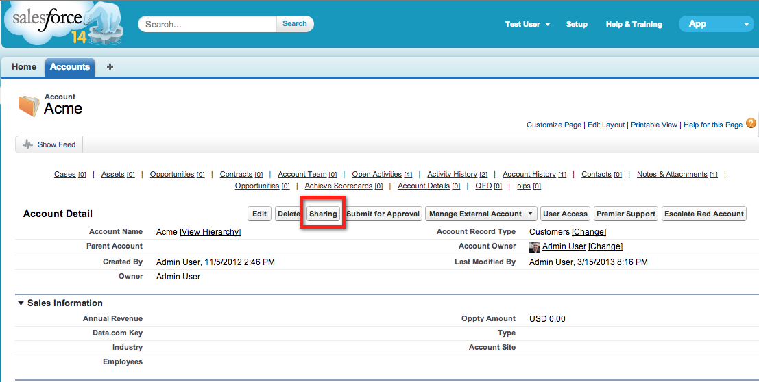 Salesforce Hacker: Build Your Own Custom Sharing Button