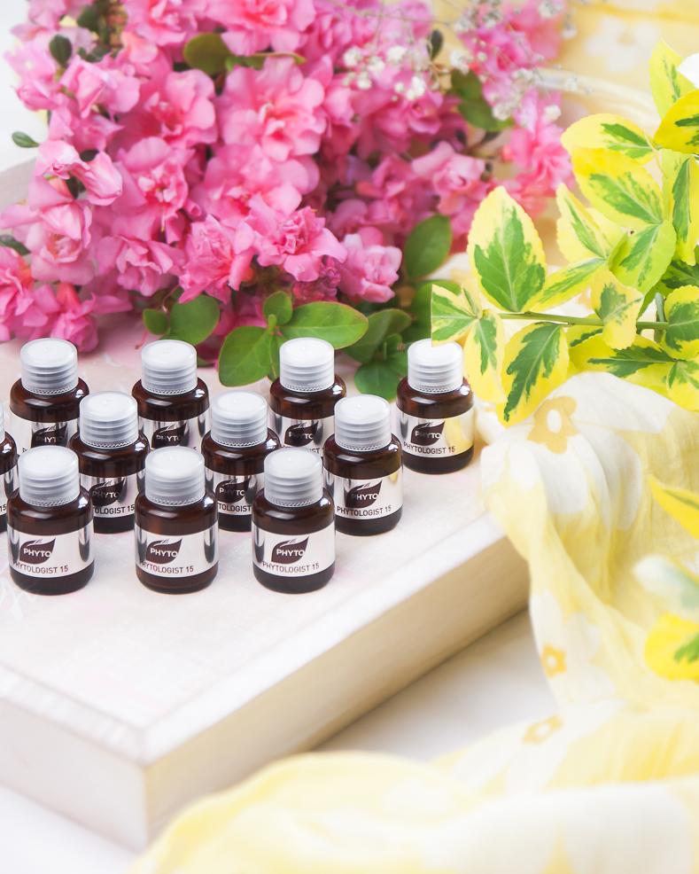Phyto Paris Phytologist 15 ampułki szampon blog opinie