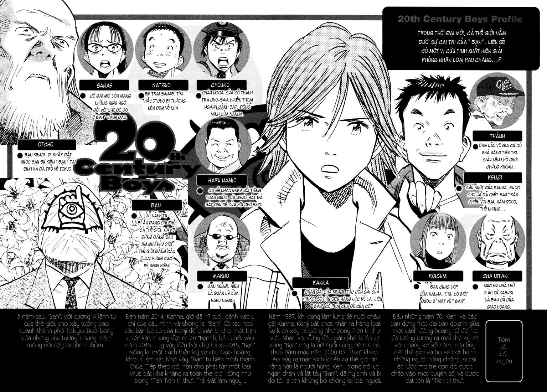 20th Century Boys chapter 182 trang 13