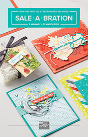 Stampin' Up! Sale-a-bration Catalogue order from Mitosu Crafts UK Online Shop