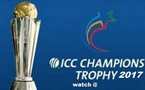 ICC Champions trophy Schedule 2017