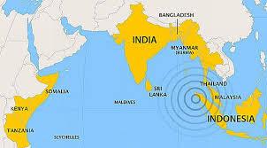 Kerusakan Akibat Tsunami Di Samudera Hindia