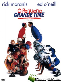 Capa do Filme O Pequeno Grande Time