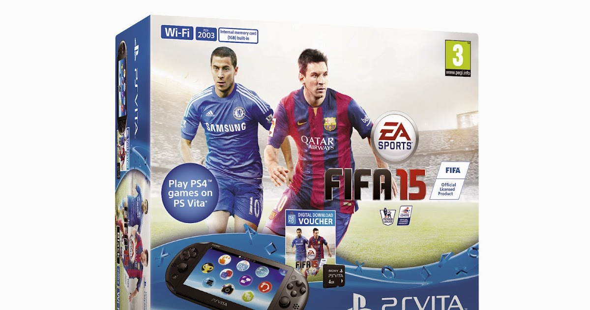 Ps Vita Roundup Sony Fobs Off New Vita Gamers With Fifa