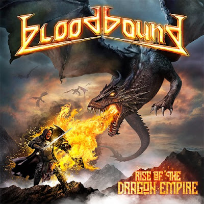 "Το βίντεο των Bloodbound για το ""The Warlock's Trail"" από το album ""Rise of the Dragon Empire"""
