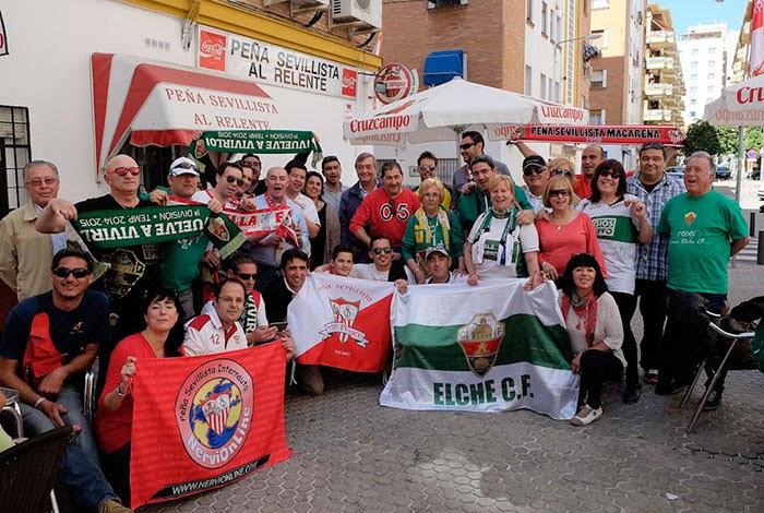 Sevilla-Elche