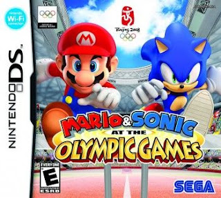Mario & Sonic at the Olympic Game, NDS, Español, Mega, Mediafire