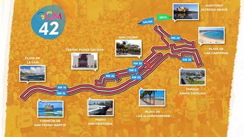 Maratón Gran Canaria 2017. Fecha y horarios de salida
