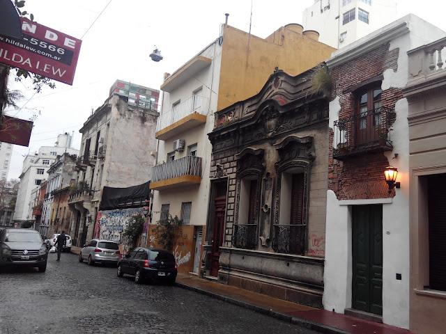 Casa Mínima, San Telmo, Buenos Aires