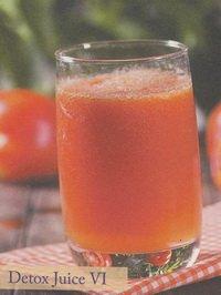 Jus tomat mix pepaya untuk detoks