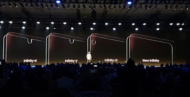Samsung infinity v, u, o
