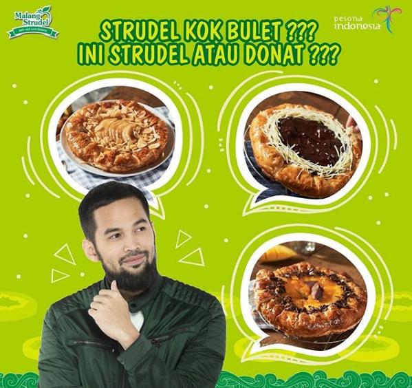 Agen Kuliner Malang O Strudel