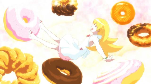 Marzenia o pączkach w anime
