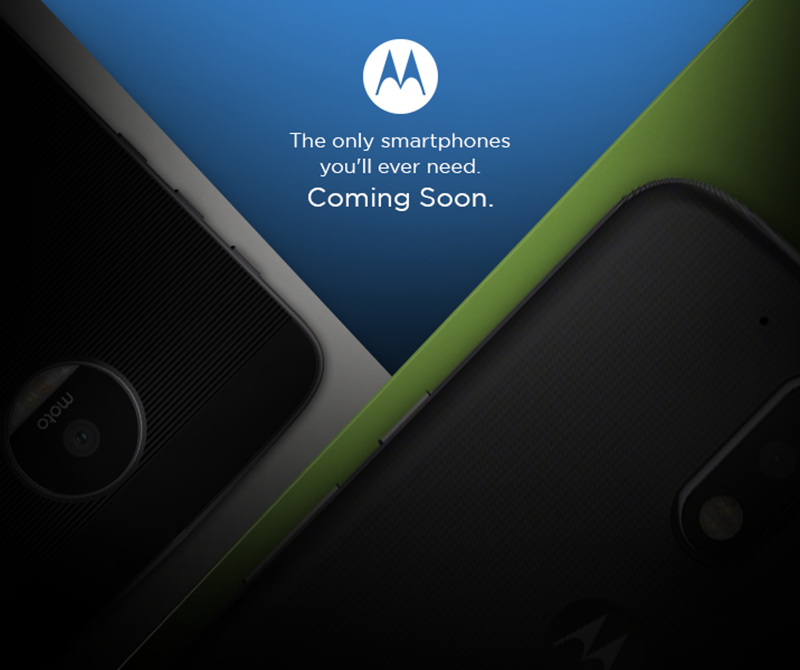 Moto G4 And Moto Z Teased By Moto PH, To Arrive In The Country Soon?
